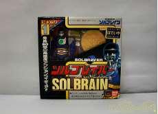 特救指令 ソルブレイン~ 『ソルブレイバー』~ミニットブレインシリーズ|BANDAI
