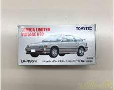 HondaバラードスポーツCR-X Si TOMY TEC