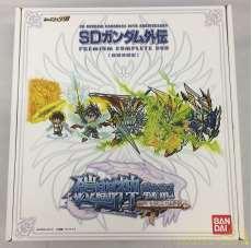 カードダス/SDガンダム外伝 プレミアムコンプリートボックス BANDAI