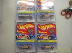 HOT WHEELS COLLECTORS PURPLE P|Hot Wheels