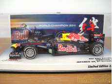 RED BULL RACING RB7|MINICHAMPS