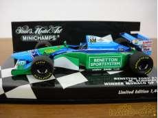 ベネトン フォード B194 1994 F1 ワールドチャン|MINICHAMPS