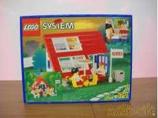 レゴ システム 1854 ベルックスハウス|LEGO