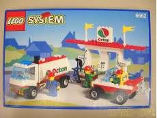 レゴ システム 6562 ガソリンスタンド|LEGO