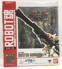 バスターガンダム ROBOT魂