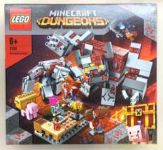 MINECRAFT OUNGEONS 21163|LEGO