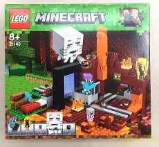 MINECRAFT 21143|LEGO