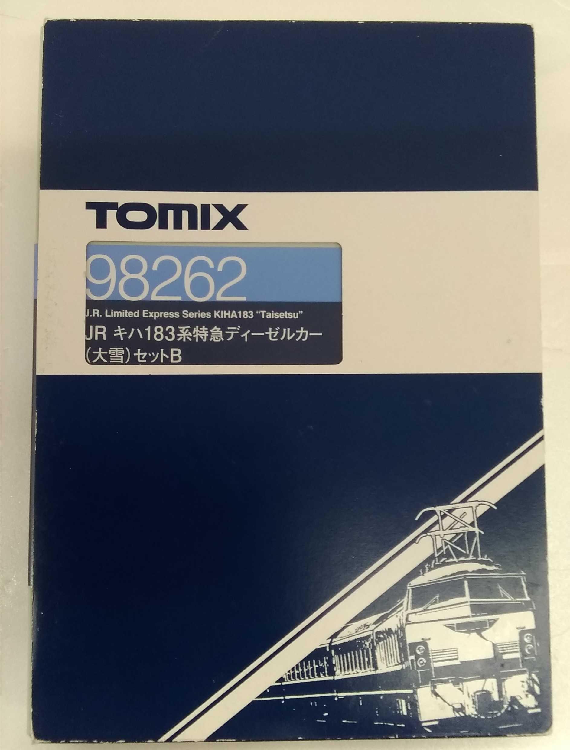 キハ183 系特急ディーゼルカー大雪B|TOMIX