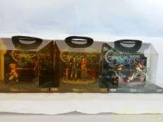 クロノクロス ジオラマコレクション 3種セット プライズ(BANPRESTO)