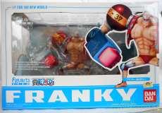 Figuarts ZERO フランキー(新世界ver.) BANDAI