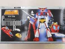 超合金魂GX-06 ゲッターロボ