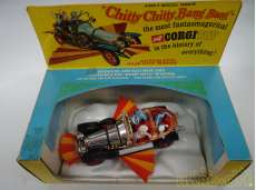 CHITTY CHITTY BANG BANG|CORGI