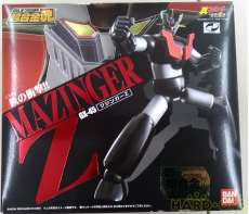 超合金魂 GX-45 マジンガーZ|BANDAI