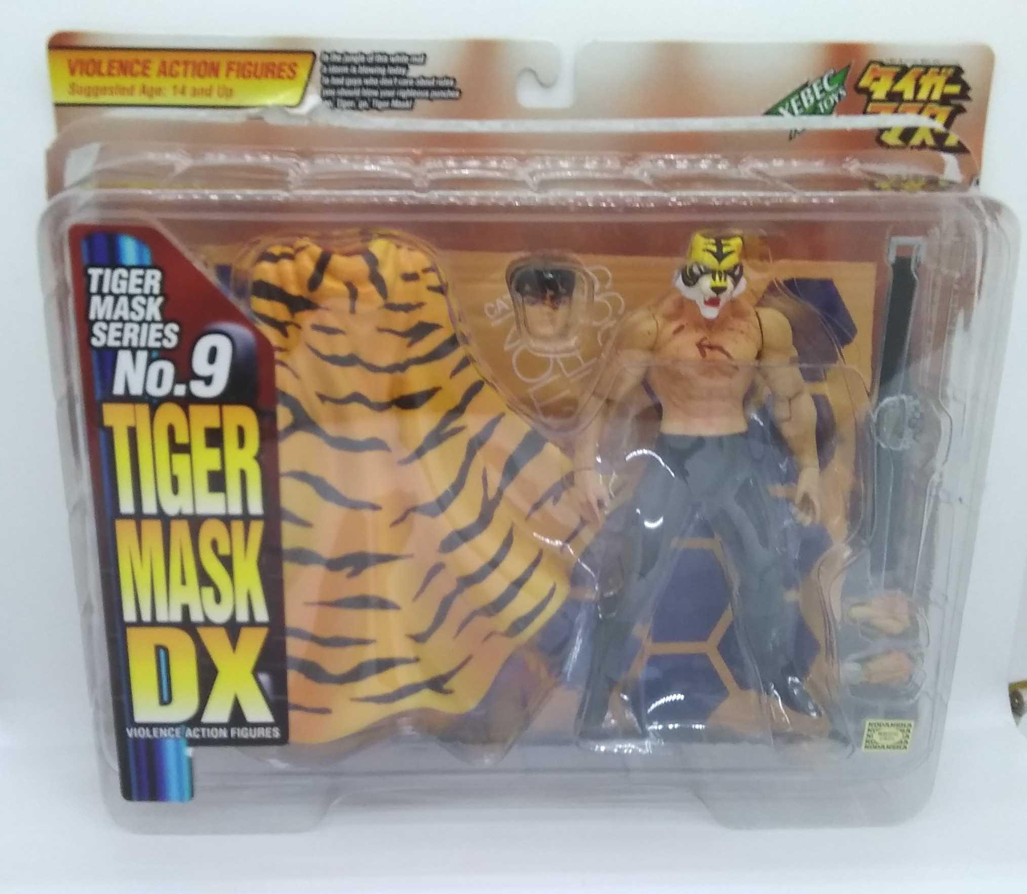 タイガーマスクDX|海洋堂