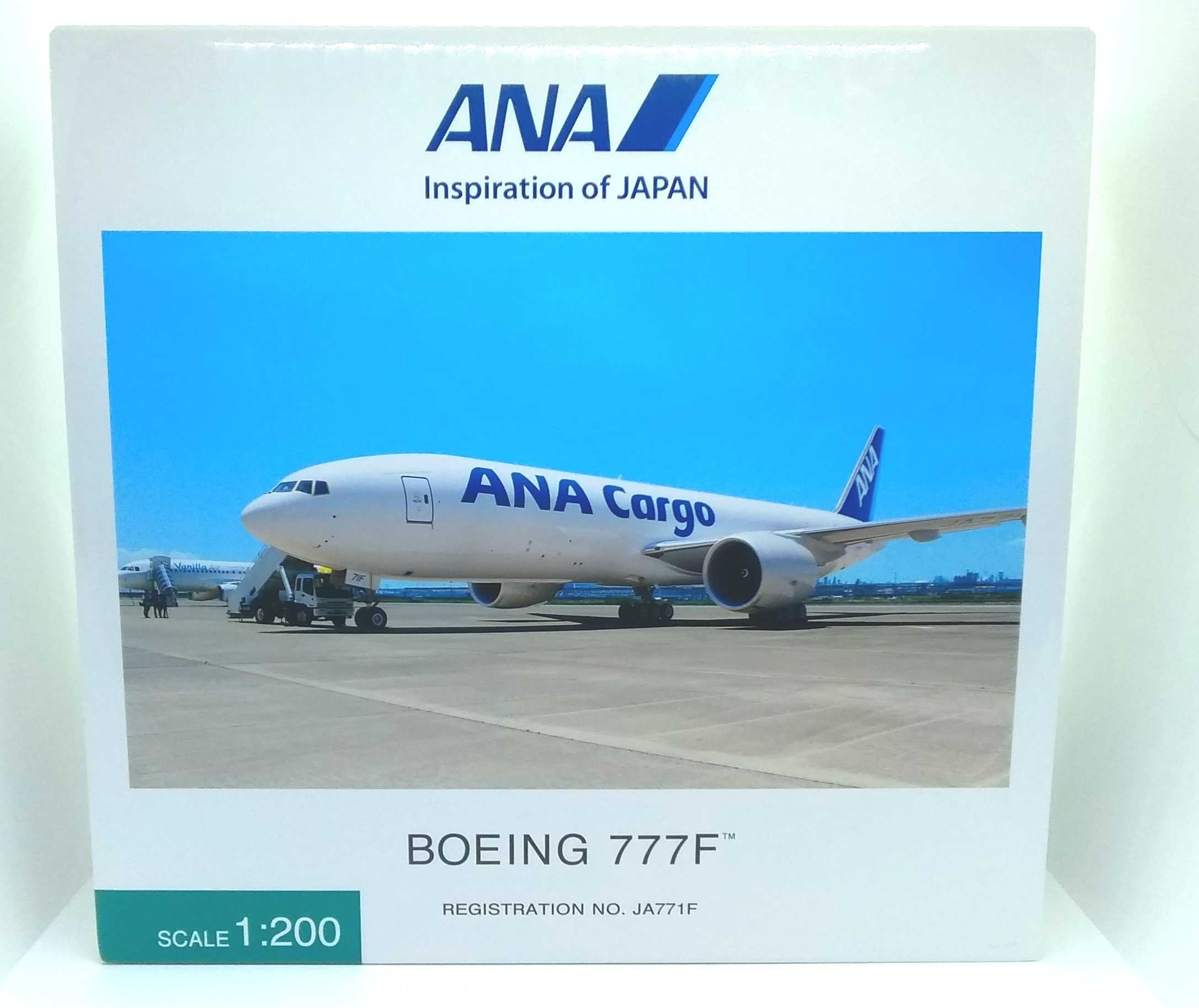 1/200 BOEING777F|ANA