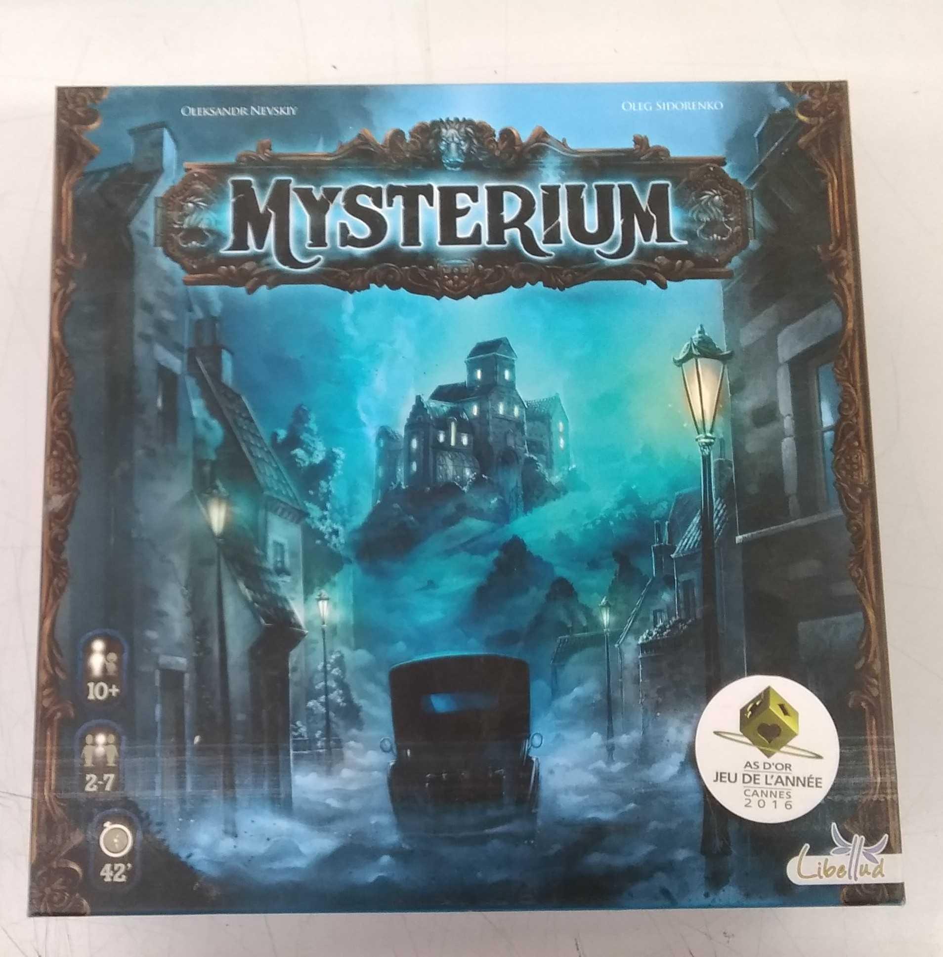 MYSTERIUM ミステリウム|ホビージャパン