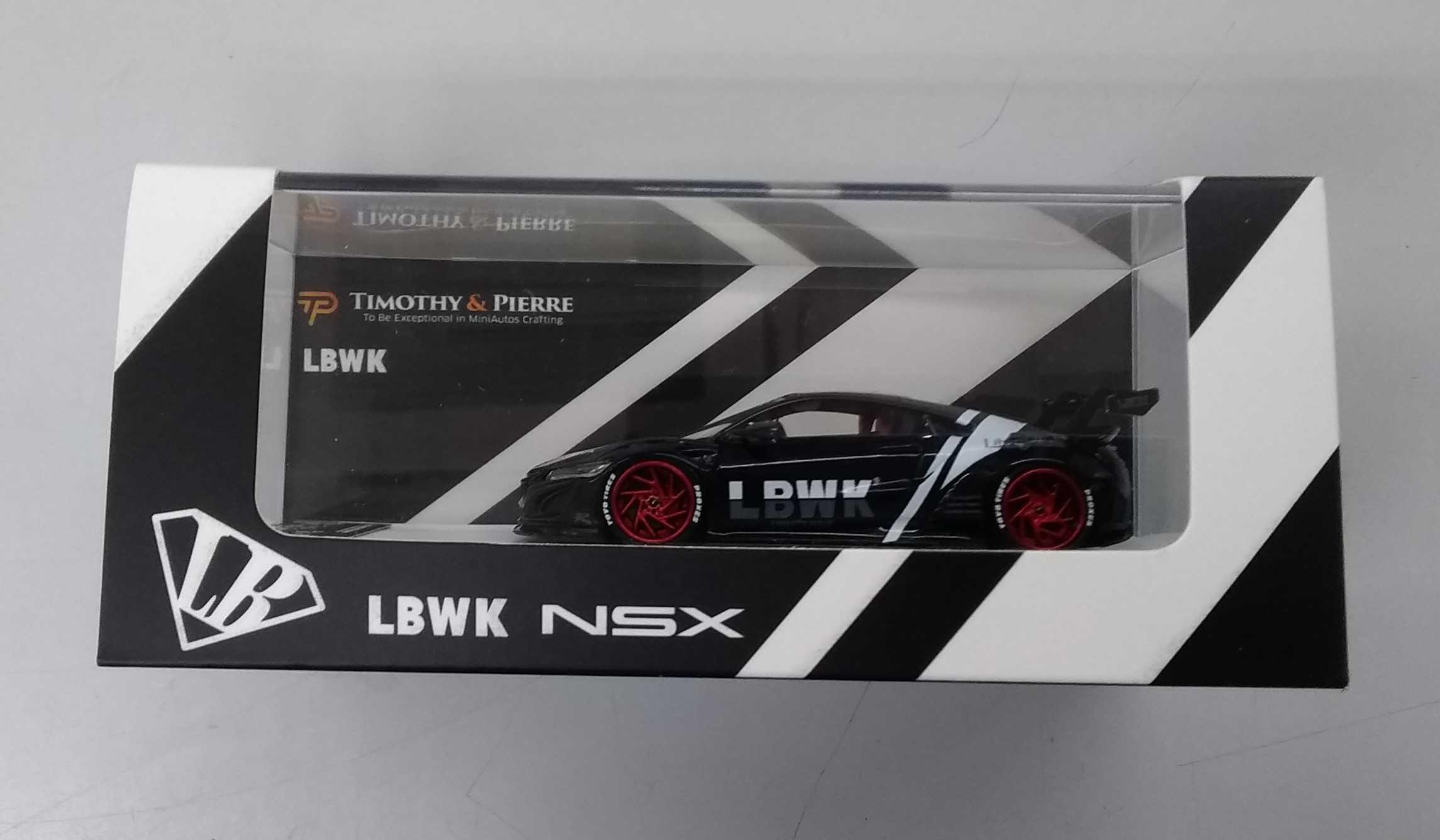 1/64 NSX ブラック|TIMOTHY&PIERRE
