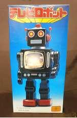 【美品】テレビロボット ブリキ玩具【レトロ】|METAL HOUSE