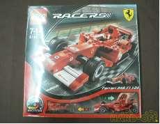 【未開封】LEGO RACERS フェラーリF1 1/24|LEGO