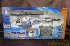 【未開封】7.2vパワー ジャイロホーク R/Cヘリコプター|TAIYO