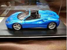 【美品】LOOKSMART Ferrari 488 Spider|その他ブランド