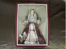 【未開封品同封物難有】Victorian Barbie with Cedric Be