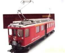 BEMO RhB-Bernina Triebwagen ABe 4/4 41-46