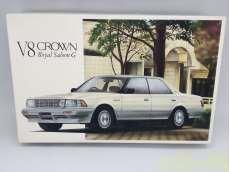V8 クラウン ロイヤルサルーンG|アオシマ