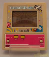 LANSAY LCDゲーム グレートサーカス|A