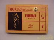 1/20 FIREBALL-ファイアーボール- 「MA.K. NITTO