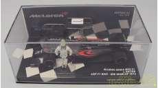 マクラーレン ホンダ MP4-31 J.バトン アブダビGP|MINICHAMPS