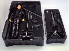 布袋リアルアクションフィギュア ブラックファイヤーセット|A