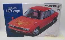 プラモデル いすゞ117クーペ