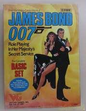 007の世界のテーブルトーク|VG