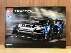 【未開封】レゴ テクニック マクラーレン セナ GTR|LEGO