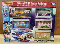 【未開封】ディズニー ピクサー ドリームレールウェイ|タカラトミー
