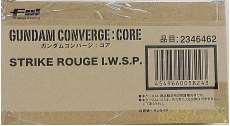 FW GUNDAM CONVERGE:CORE ストライクルージュ(I.W.S.P)