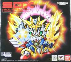 SDX 太陽騎士ゴッドガンダム|BANDAI