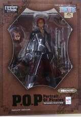 P.O.P 「STRONG EDITION」 赤髪のシャンクス