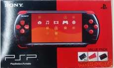 PSPバリューパック ブラック・レッド|SONY