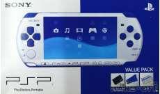 PSPバリューパック ホワイト・ブルー|SONY
