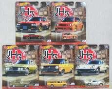 日本ヒステリック3シリーズ 5台セット MATTEL