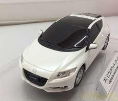 CR-Z カラーサンプル HONDA