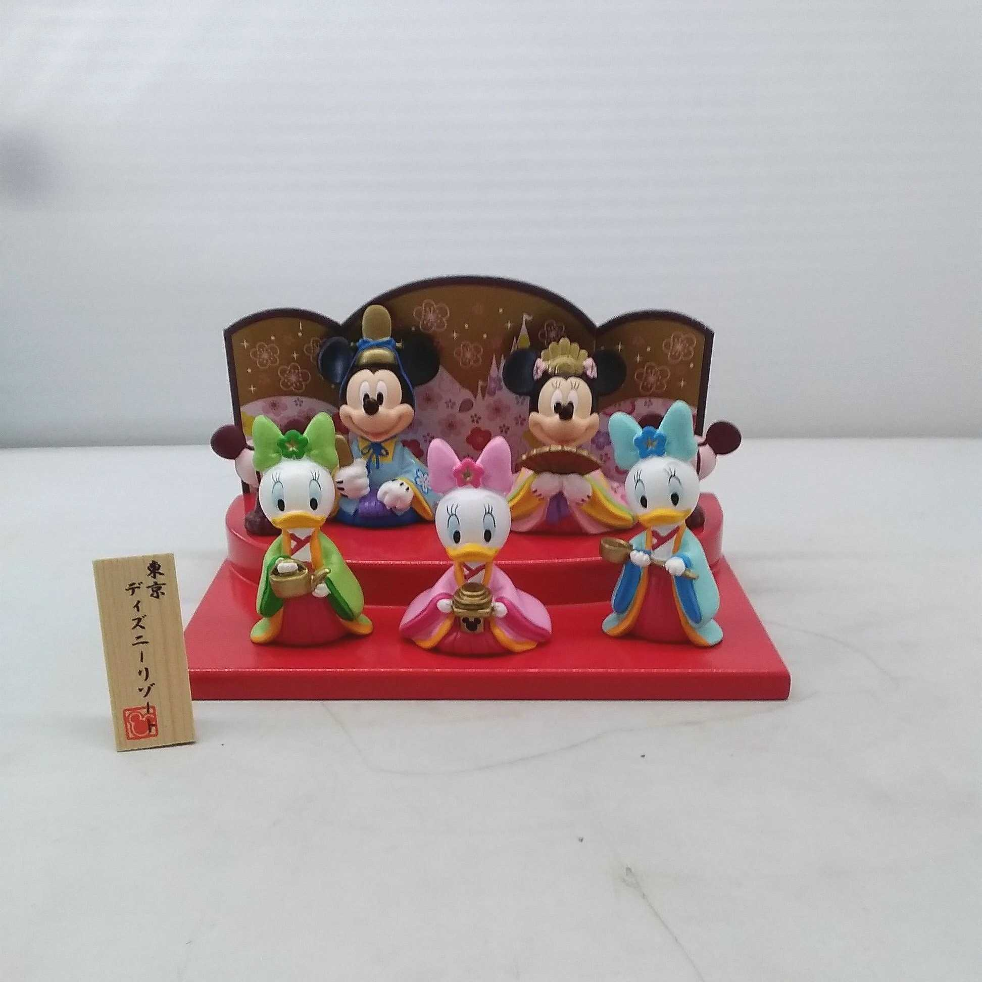 ディズニー ひな人形2020|ディズニー