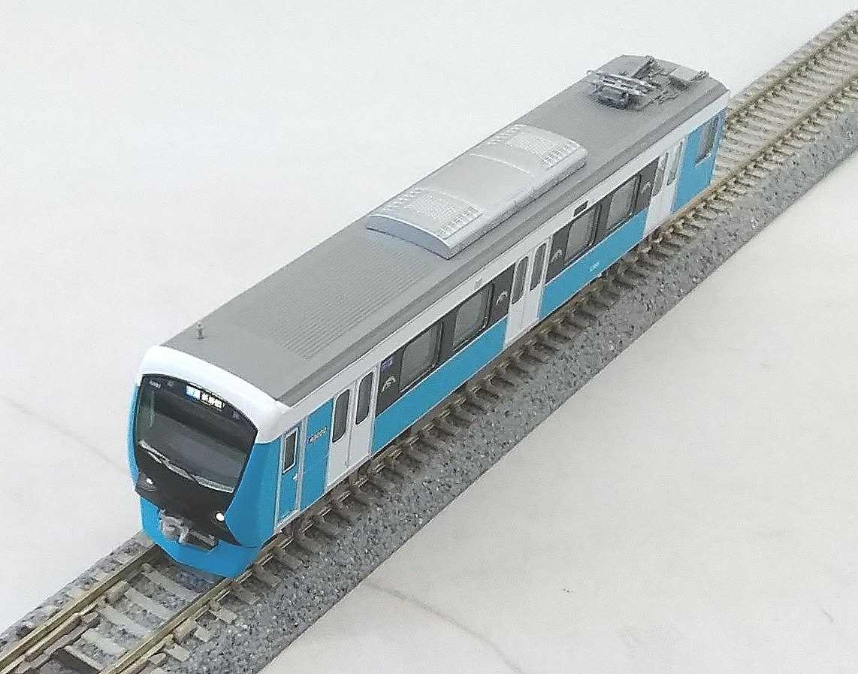 静岡鉄道A3000形|グリーンマックス