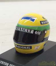 アイルトン・セナ ヘルメット 1994 MINICHMAPS