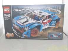 LEGO TECHNIC 10-16 42077 Rally Car LEGO