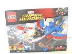レゴスーパーヒーローズ