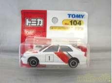 三菱 ランサーエボリューションIV WRCタイプ TOMY
