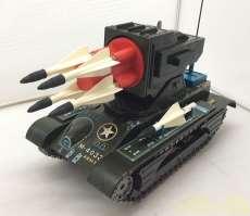 電動ミサイルタンクMS-33|マスダヤ